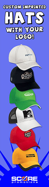 Score Promotions - Promotional Products - Hats