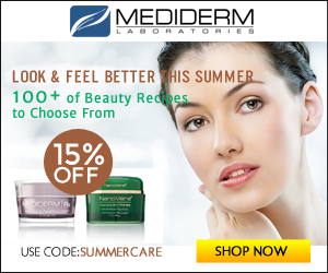 Medidermstore.com - Save 15% OFF Site Wide this Summer