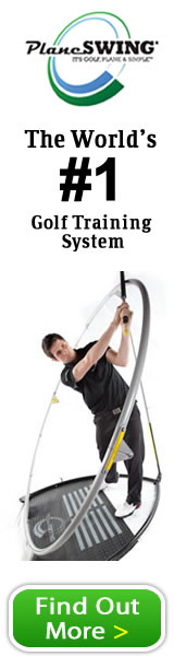 "alt=""PlaneSWING®: The World's #1 Golf Training System"""