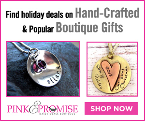 www.pinkEpromise.com Daily Deals Boutique