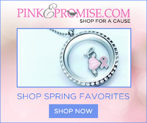 pinkEpromise.com gifts for Mother's Day and Spring