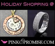 Holiday Shopping at pinkEpromise.com