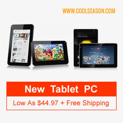 New  Android Tablet  PC, Low As $44.97 + Free Shipping