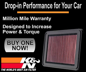 Million Mile Warranty, Designed to Increase Power & Torque