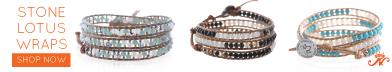 $24-$34 Wrap Bracelets