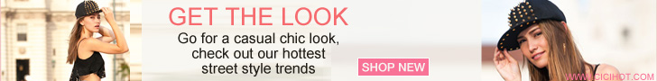 Go for a casual chic look, check out our hottest street style trends