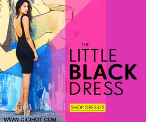 The Little Black Dresses