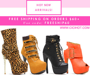 CiCiHot New Arrivals