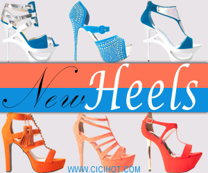 A hundreds of styles of women sexy shoes at CiCiHot.com.