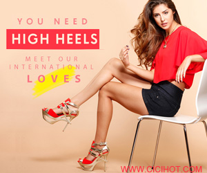 Sexy High Heels, You Need Them!