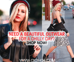 Shop For Women Outerwears at CiCiHot.com