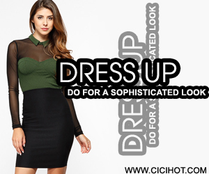 Dress Up Now with cicihot trendy clothing and shoes at low price.
