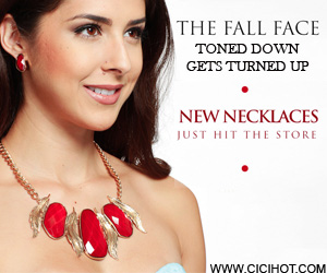 New Arrival Necklaces at CiCiHot.com