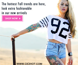 The Hottest Fall Trends are here, look extra fashionable in our new arrivals.