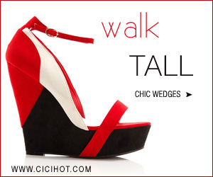 Looking for an edge, but comfort as well? Wedges are the answer! CiCi Hot has a range of irresistible, must have wedges! And don't forget to mix and match!Shop a great selection of women's wedge sandals at cicihot.com