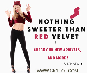 Nothing Sweeter Than Red Velvet. Check our new arrivals, and more!