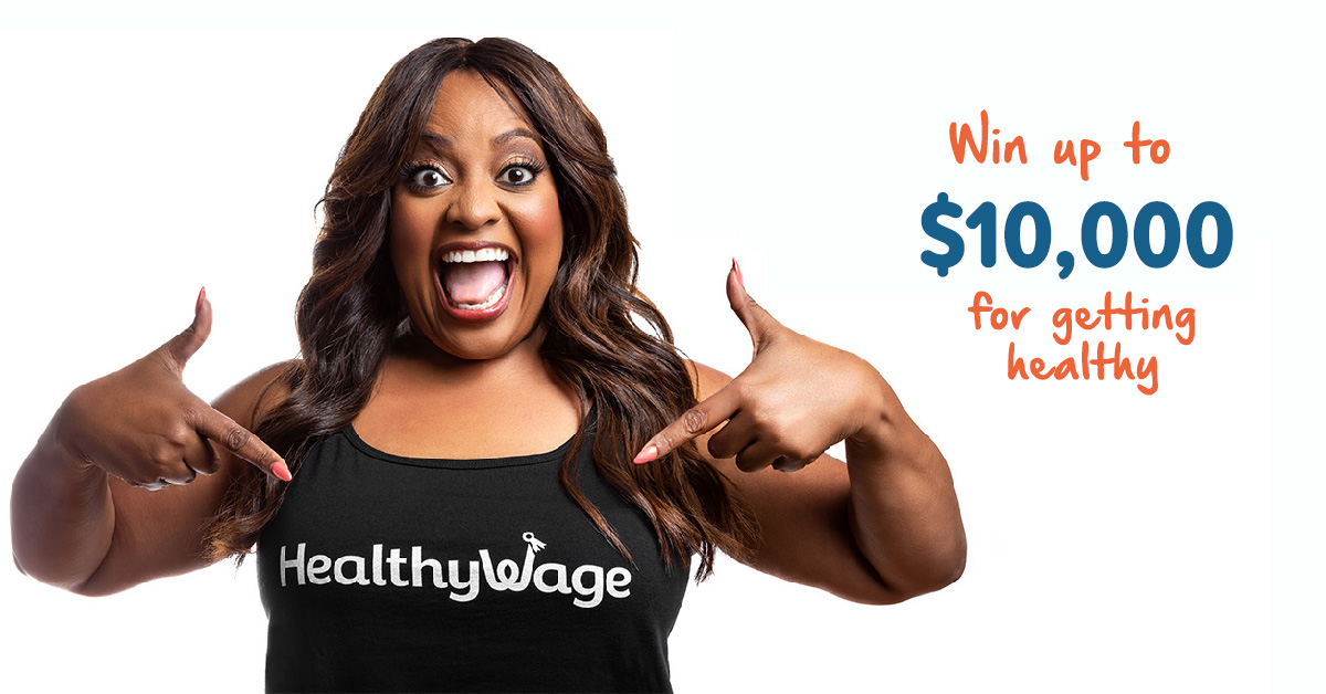 Get Paid To Get Healthy With Sherri Shepherd!