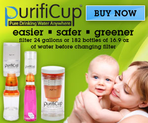 Easier, Safer, Greener - Purificup