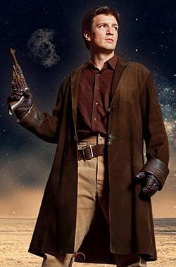Malcolm Reynolds Browncoat!