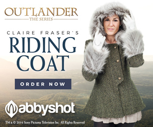 Claire Fraser's Riding Coat