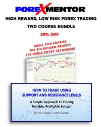 High Reward Low Risk 2 Course Bundle Save 50%