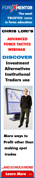 Advanced Tactics For The Forex Trader by Chris Lori at Forexmentor