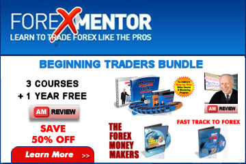 Beginning Traders Bundle, save 50% on 3 courses plus FREE 1 Year of AM Review