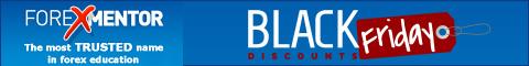 Forexmentor Black Friday Sale