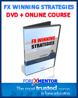 Forex Winning Strategies by Vic Noble (DVD + online version)