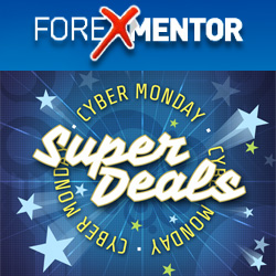 Forexmentor Cyber Monday Sale