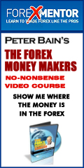 A No-Nonsense video course by Peter Bain that shows you where the money is in the Forex.