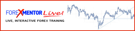 Forexmentor Live is live, interactive training in Forex trading