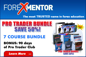 Bundle up and Save 50% off Pro Trader Training Series At ForexMentor
