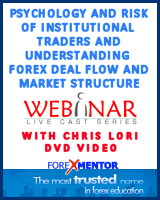 Psychology and Risk of Institutional Forex Traders by Chris Lori (DVD)