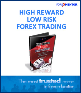 High Reward, Low Risk Forex Trading by Jarratt Davis and Vic Noble (DVD + Online)