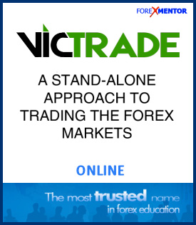 The VicTrade Forex Course by Vic Noble available Online