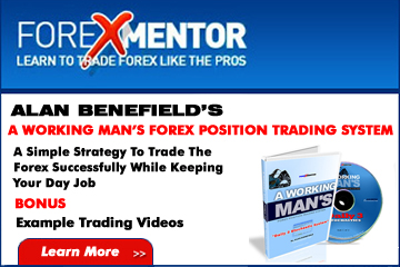 A Working Man's Forex Position Trading System by Alan Benefield teaches you the Daily 3 Stochastic System, a simple strategy to trade the Forex successfully while keeping your day job.