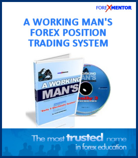 A Working Man's Forex Position Trading System by Alan Benefield (CDs + Manual)