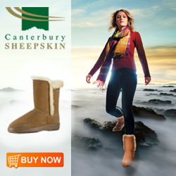 Canterbury Sheepskin
