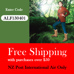 Free Shipping on orders over $50! by Canterbury Leather International Limited