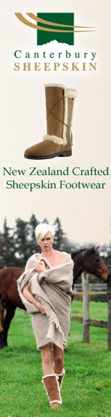 Kylie Bax wearing Artica Boots