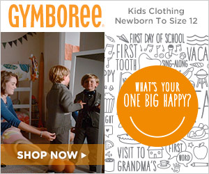 Gymboree: $12 Sleepwear, $14 Jeans, + $12 and Up Mix 'n' Match!