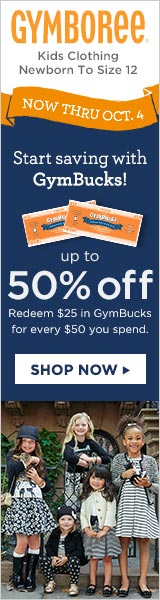 Save up to 50% off with GymBucks!