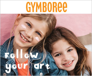 Gym Evergreen Spring2 300x250 - Get Ready For Spring With **Follow Your Art** At Gymboree