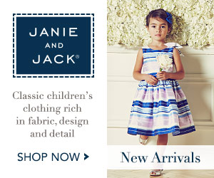 Janie and Jack's President's Day Sale: Savings Up to 60% Off!
