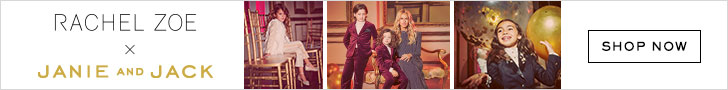 Shop the Rachel Zoe Party Collection at Janie and Jack!