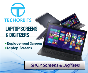 Tech Orbits screens-digitizers