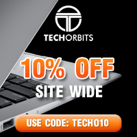 10% Off Techorbits banner 2