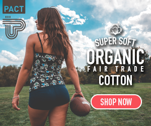 PACT Super Soft Organic Cotton