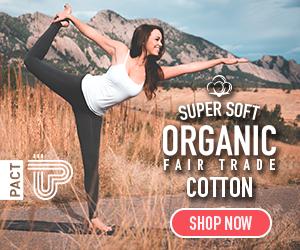 PACT Super Soft Organic Cotton